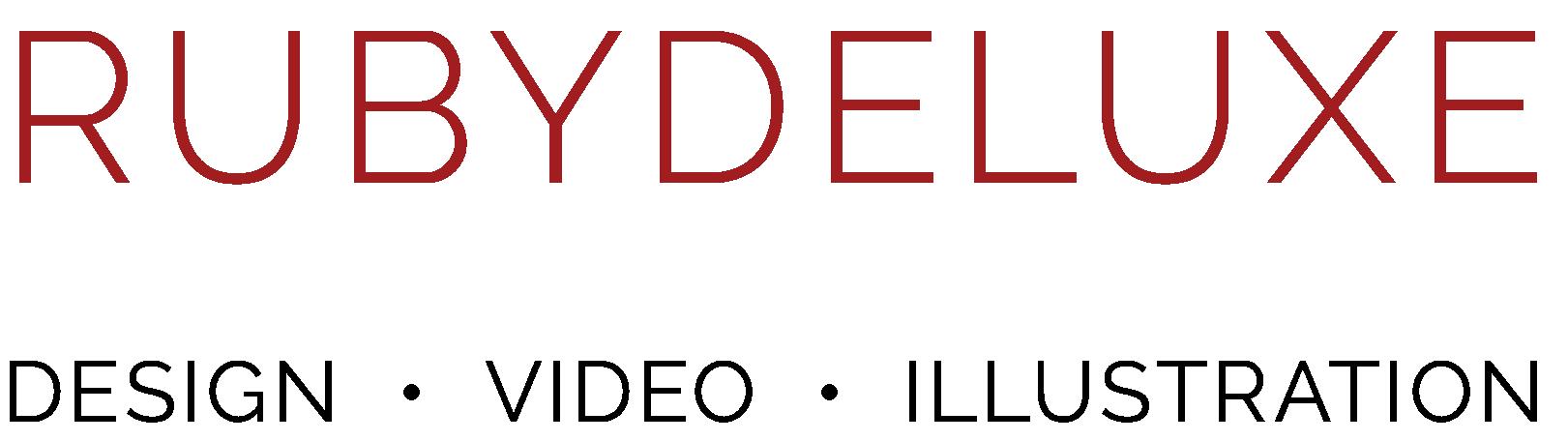 Ruby Deluxe – Design, Illustration, Video